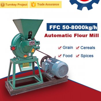 How To Tell The Quality of Automatic Flour Mill