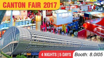 The 122nd Canton Fair October 2017