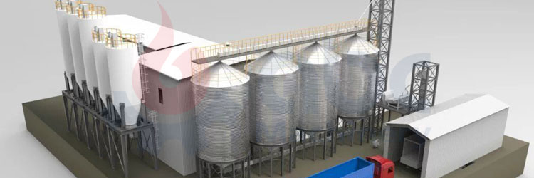 The Best Flour Mill Plant Design