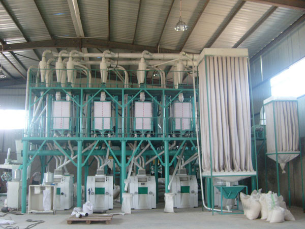 Cheap Wheat Flour Mill from China